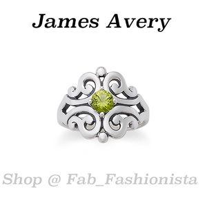 James Avery Spanish Lace ring size 5